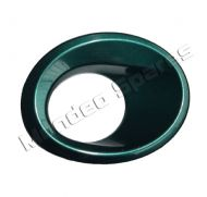 FORD MONDEO MK3 FOG LIGHT SURROUND BEZEL DRIVER SIDE JUICE GREEN 2001-2003